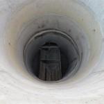 шахта канализационна